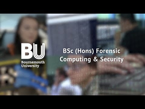 BSc (Hons) Forensic Computing & Security
