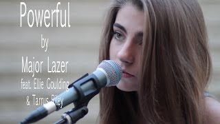 Powerful by Major Lazer cover by Jada Facer