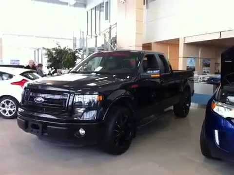 2013 Ford F 150 Roush Fx Appearance Supercab Youtube