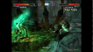 Barbarian - Gameplay PS2 HD 720P