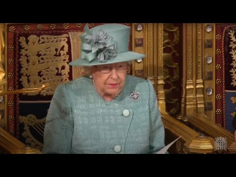 State Opening of Parliament and the Queen's Speech - December 2019
