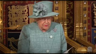 December 2019 Queen's Speech and State Opening of Parliament