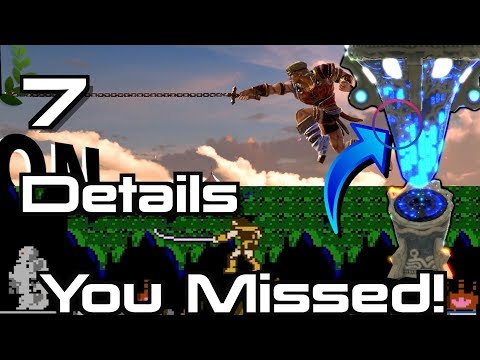 7 Cool Things You MISSED in Super Smash Bros Ultimate!!! [Part 2] thumbnail