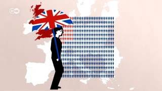 خروج بريطانيا من الاتحاد الأوروبي: المستفيد والخاسر | صنع في ألمانيا