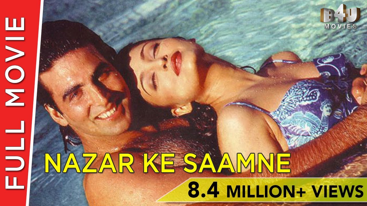Download Nazar Ke Samne | Hindi Full Movie | Akshay Kumar, Farheen | Full HD 1080p