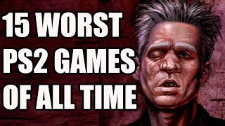 15 Worst PS2 Games of All Time