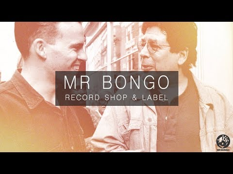 MR BONGO / a documentary film