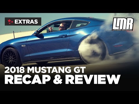 2018 Mustang GT Review, Dyno, Track Times, & Mods