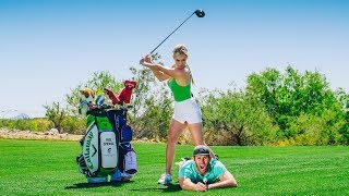 BRO VS PRO #1 | Brodie Smith vs. Paige Spiranac