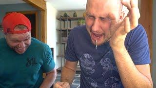 Malic Acid Sour Challenge PRANK vs Crazy Russian Hacker!