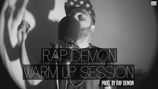 Rap Demon | Warm Up Session | Rap Song 2016 | Desi Hip Hop Inc