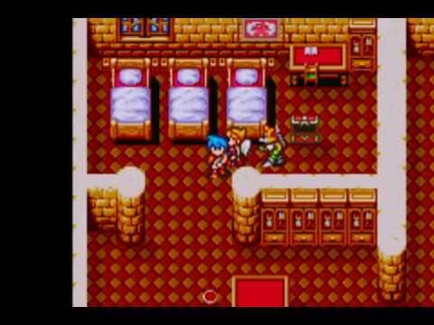 Breath of Fire (GBA) Playthrough Part 7 - Auria and Bleak