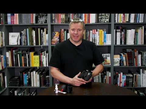 Canon DSLR Sensor Cleaning