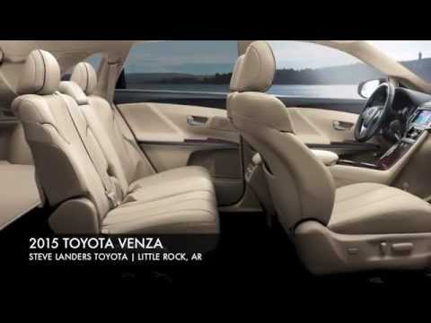 Delightful New 2015 Toyota Venza (Interior) | Steve Landers Toyota In Little Rock, AR