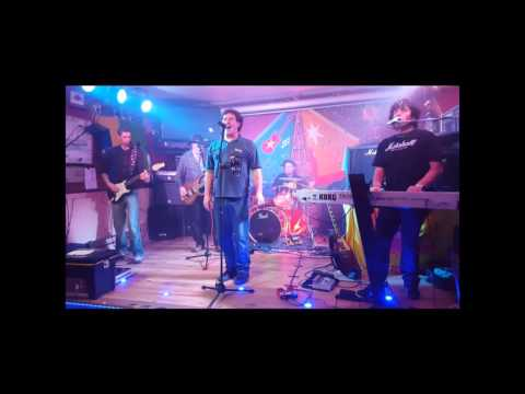 Rough Justice. Comfortably Numb cover. The Mighty Rough Justice. The Esplanade Club Watchet