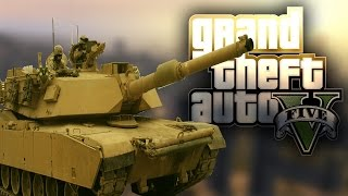 NEEE TENK - GTA V ONLINE (CHALLENGE) thumbnail