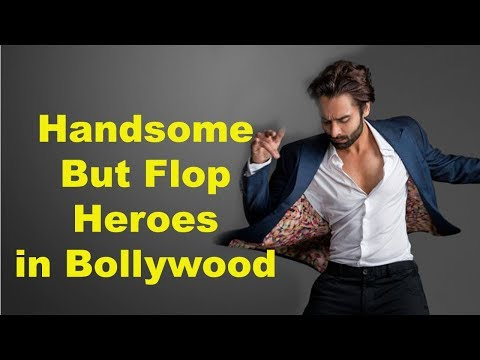 Top 5 Handsome but Flop Heroes of Bollywood [Bollywood Cafe]