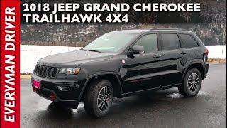 2018 Jeep Grand Cherokee Trailhawk 4x4 on Everyman Driver