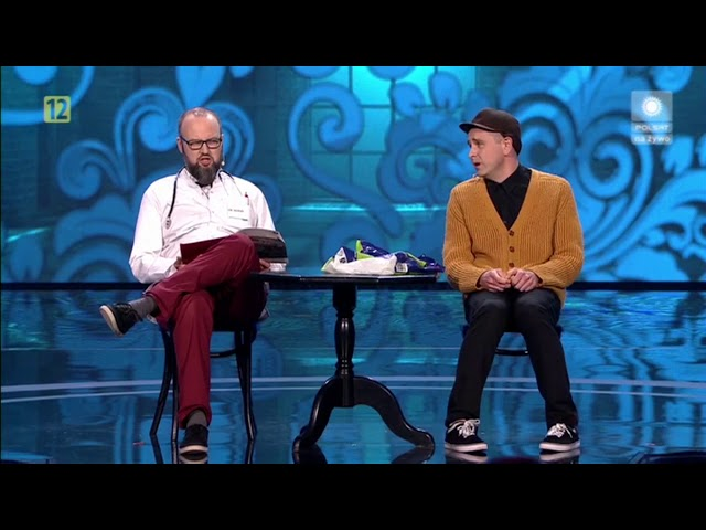 Kabaret na żywo 4: Brawo my: K2 - Suplement renty