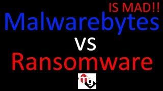 Malwarebytes vs Ransomware