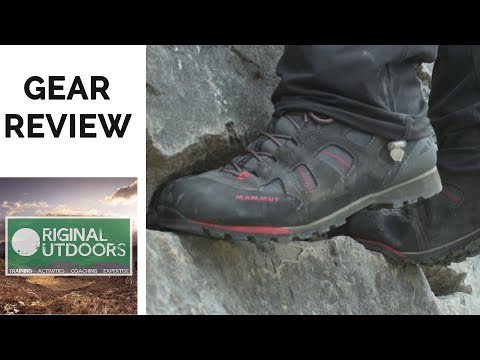 purchase cheap picked up on feet at Mammut Ayako High GTX Boot Review - YouTube