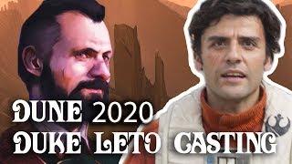 Star Wars Star to Play Duke Leto in Dune 2020