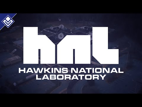 Hawkins National Laboratory | Stranger Things