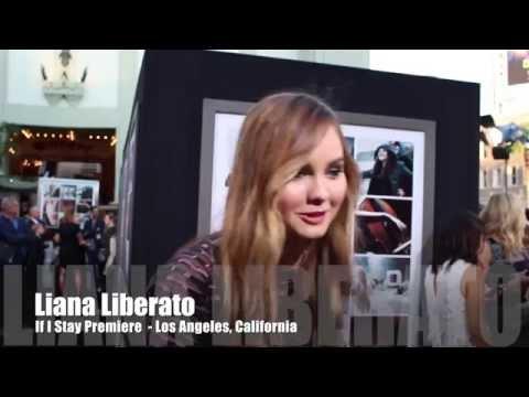Fangirlish Interviews Liana Liberato