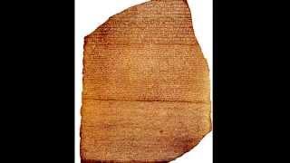 História curiosa #01 - A  Pedra de Roseta