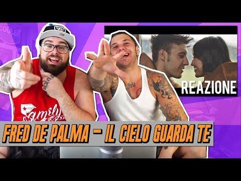 FRED DE PALMA - IL CIELO GUARDA TE | REACTION 2016 | ARCADEBOYZ BACK IN A DAYS