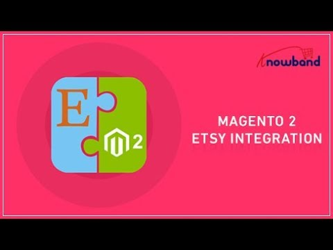 Magento 2 Etsy Integration Extension - Video Tutorial