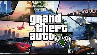 GENERANDO MONEY  (GRAND THEFT AUTO V)