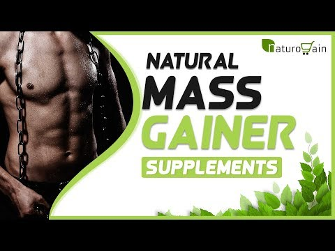 Natural Mass Gainer Supplements for Massive Weight Gain in Men, Women
