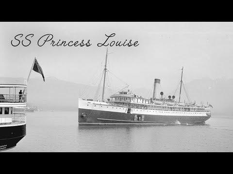 Maritime Minute: S.S. Princess Louise