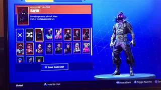 Fortnite Account for Trade (Read Description)