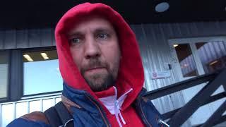 Grenlandia 5/5 - koszmarny powrót z Grenlandii do domu