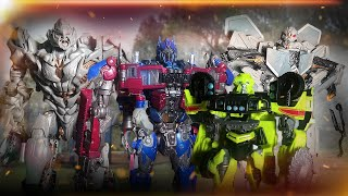 Stop Motion Transformers