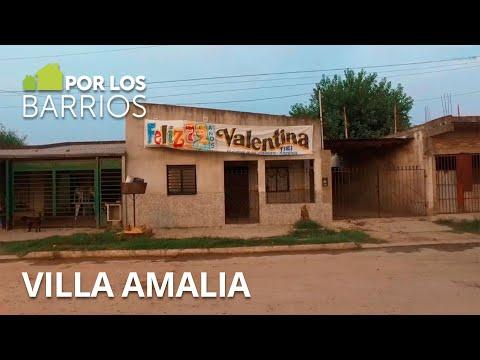 #PorLosBarrios: Villa Amalia