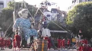 La Grand-mère du Royal de Luxe