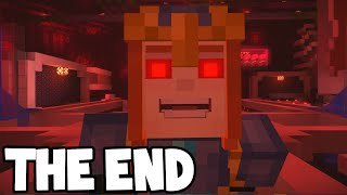 Minecraft Story Mode - Episode 7 - EVIL PETRA! (4)
