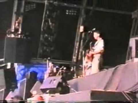 BUTTHOLE SURFERS - Reading Festival, 27th August 1989