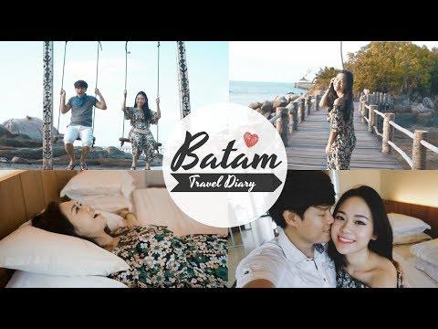 TRAVEL VLOG : BATAM, INDONESIA | AKHIRNYA BISA BERDUA LAGI :)