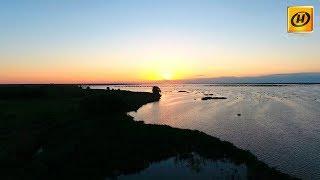 Житковичский район: тут и правда самые красивые закаты?