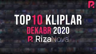 #TOP10 Kliplar #Dekabr2020 #RizaNova