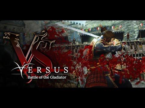 Обзор игры - Versus: Battle of the Gladiator