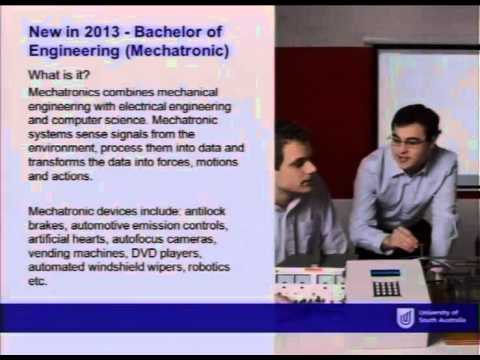 Electrical Engineering - Open Day 2012 - University of South Australia
