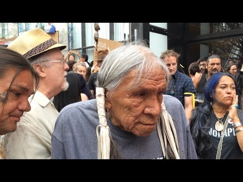 #NoDAPL Day of Action - Los Angeles (Full Video)