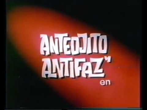 Presentación Original del Film  MIL INTENTOS Y UN INVENTO DE ANTEOJITO Y ANTIFAZ   1972