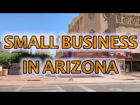 Big Business Crushing Small Business in Arizona?