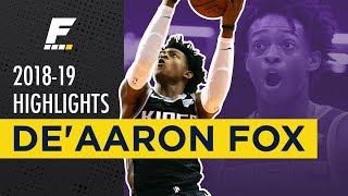 2018-19 NBA Highlights: De